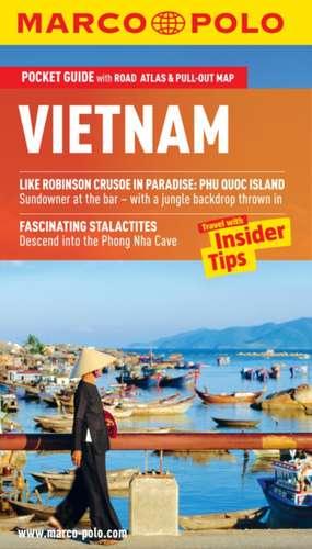Vietnam Marco Polo Guide de  Marco Polo
