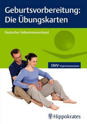 Geburtsvorbereitung: Die UEbungskarten