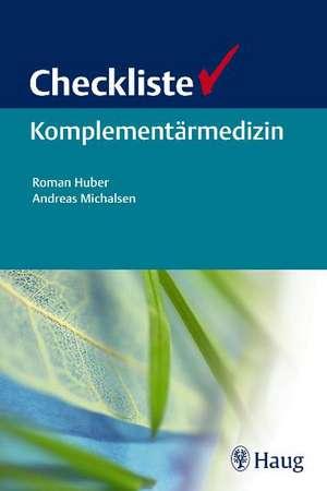 Checkliste Komplementaermedizin