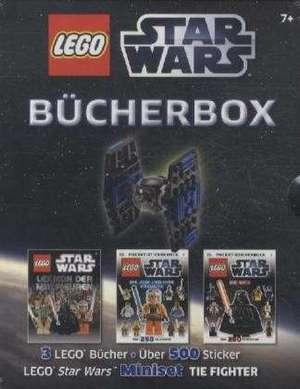 LEGO Star Wars Buecher-Box