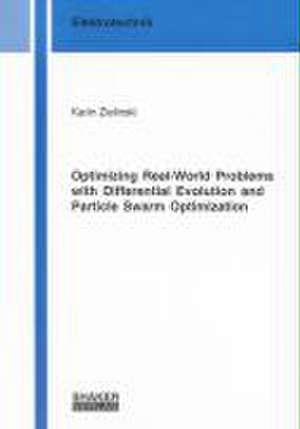 Zielinski, K: Optimizing Real-World Problems with Differenti