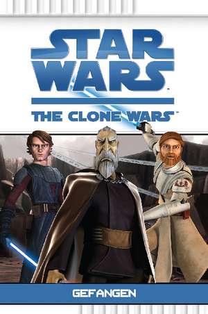 Star Wars The Clone Wars 02: Gefangen