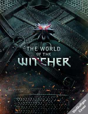 Die Welt von The Witcher de Marcin Batylda