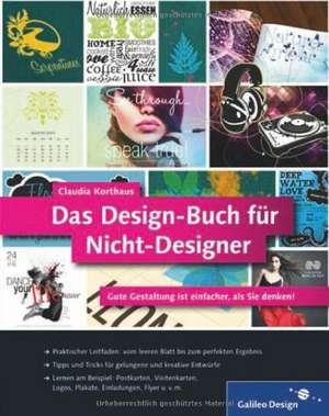 Das Design-Buch fuer Nicht-Designer