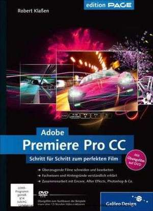 Adobe Premiere Pro CC de Robert Klaßen