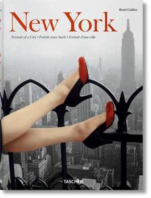 New York:  Portrait of a City de Reuel Golden