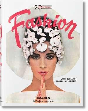 20th-Century Fashion:  100 Years of Apparel Ads de Alison A. Nieder
