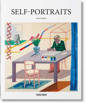 Self-Portraits de Ernst Rebel