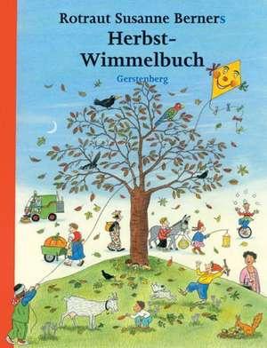 Hoinar prin anotimpuri Midi Toamna 13 x 17 (Herbst-Wimmelbuch): Mini de Rotraut Susanne Berner