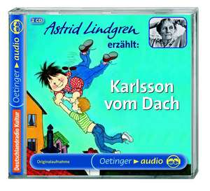 Karlsson vom Dach. 2 CDs