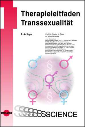 Therapieleitfaden Transsexualitaet