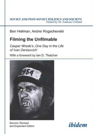 Filming the Unfilmable imagine