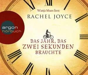 Das Jahr, das zwei Sekunden brauchte (Hörbestseller) de Rachel Joyce