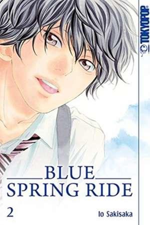 Blue Spring Ride 02 de Io Sakisaka