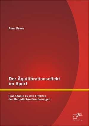 Der Quilibrationseffekt Im Sport