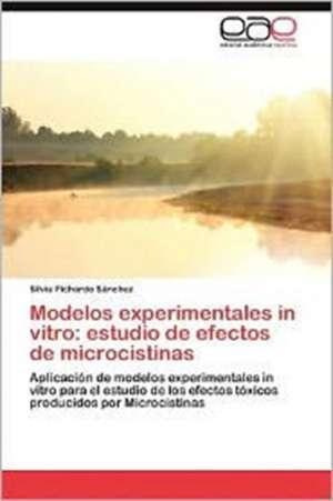 Modelos Experimentales in Vitro