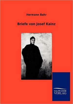 Briefe von Josef Kainz