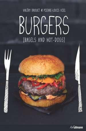 Burgers: Bagels and Hot Dogs de Valéry Drouet