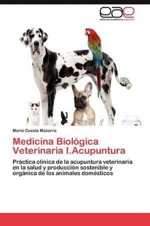 Medicina Biologica Veterinaria I.Acupuntura