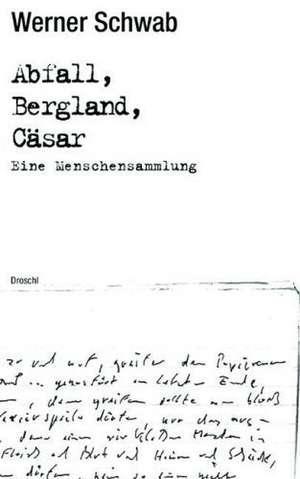Abfall Bergland Caesar