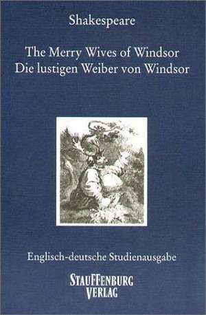 Die lustigen Weiber von Windsor / The Merry Wives of Windsor