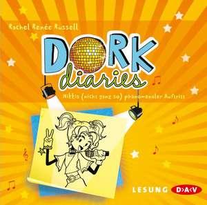 Dork Diaries - Nikkis (nicht ganz so) phaenomenaler Auftritt