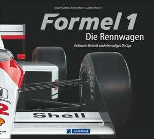 Formel 1 - Die Rennwagen de Stuart Codling