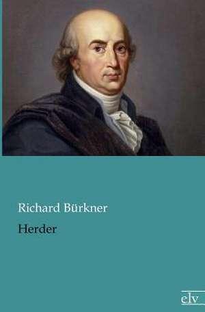 Herder de Richard Bürkner