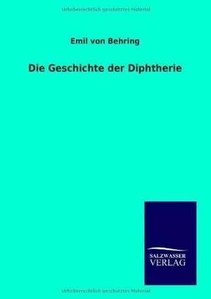 Die Geschichte der Diphtherie