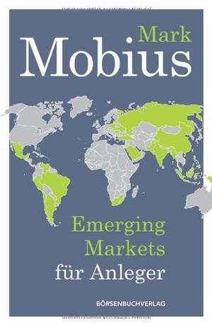 Emerging Markets fuer Anleger
