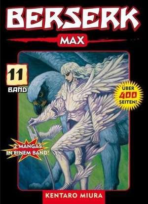 Berserk Max 11 de Kentaro Miura