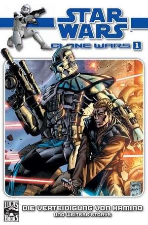 Star Wars Clone Wars 01 - Die Verteidigung von Kamino