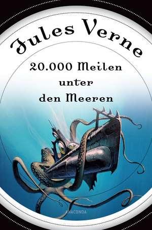 20.000 Meilen unter den Meeren de Jules Verne