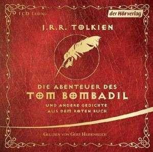 Die Abenteuer des Tom Bombadil - Und andere Gedichte aus dem roten Buch