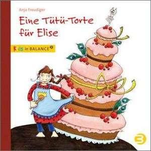 Eine Tütü-Torte für Elise de Anja Freudiger