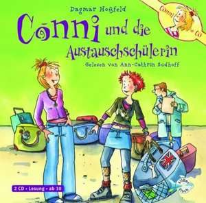 Conni & Co 03: Conni und die Austauschschülerin de Dagmar Hoßfeld