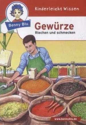 Benny Blu - Gewuerze