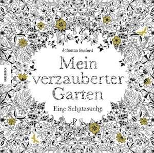Mein verzauberter Garten de Johanna Basford