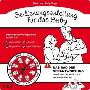 Bedienungsanleitung für das Baby de David Sopp