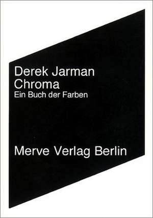 Chroma de Derek Jarman