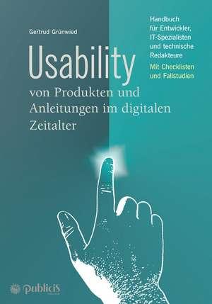 Usability von Produkten und Anleitungen im digitalen Zeitalter