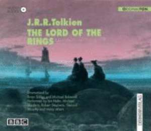 The Lord of the Rings. 10 CDs de J. R. R. Tolkien