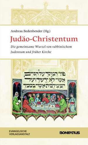 Judäo-Christentum de Andreas Bedenbender