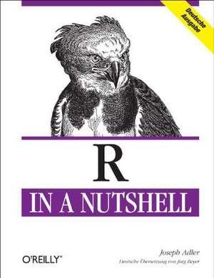 R in a Nutshell de Joseph Adler