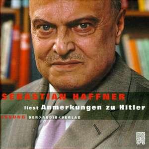 Anmerkung zu Hitler. 4 CDs