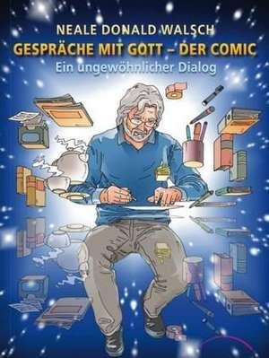 Gespraeche mit Gott - Der Comic