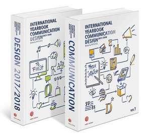 International Yearbook Communication Design 2017/2018 de Peter Zec