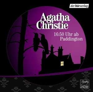 16 Uhr 50 ab Paddington. 3 CDs