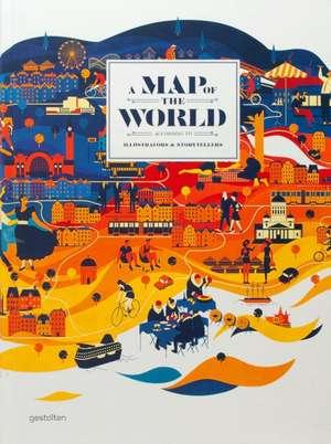 A Map of the World de Antonis Antoniou