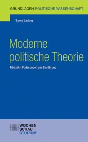 Moderne politische Theorie